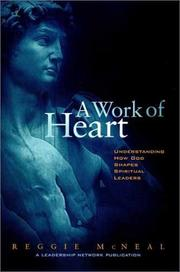 Cover of: A work of heart