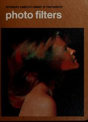 Cover of: Photo filters