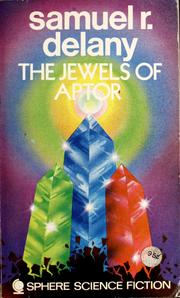 Cover of: The jewels of Aptor