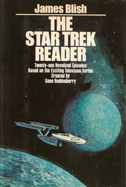 Cover of: The Star trek reader