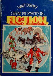 Cover of: Great moments in fiction