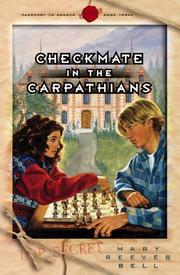 Cover of: Checkmate in the Carpathians