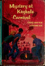 Cover of: Mystery at Keyhole Carnival