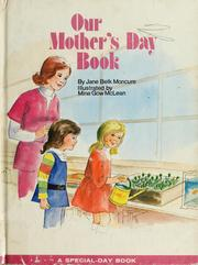 Cover of: Our Mother's Day book
