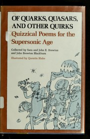 Cover of: Of quarks, quasars, and other quirks