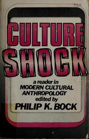 Cover of: Culture shock
