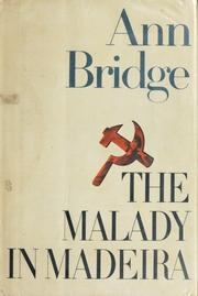Cover of: The malady in Madeira