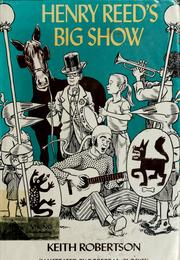 Cover of: Henry Reed's big show