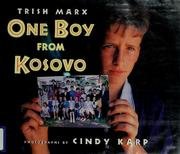 Cover of: One boy from Kosovo