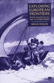 Cover of: Exploring European frontiers