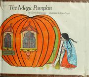 Cover of: The magic pumpkin