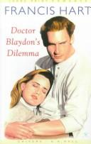 Cover of: Doctor Blaydon's dilemma