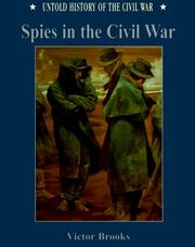 Cover of: Spies in the Civil War