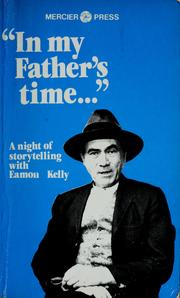 Cover of: In my father's time