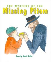 Cover of: The mystery of the missing pitom