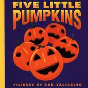 Cover of: Five little pumpkins