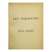 Cover of: Les\Paravents