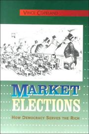 Cover of: Market elections