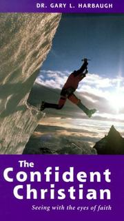 Cover of: The confident Christian