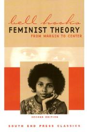 Cover of: Feminist theory: from margin to center