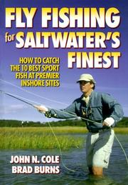 Cover of: Fly fishing for saltwater's finest