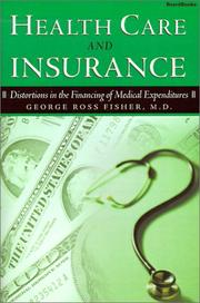 Cover of: Health care and insurance