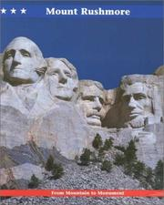 Cover of: Mount Rushmore