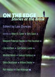 Cover of: On the Edge: Stories at the Brink