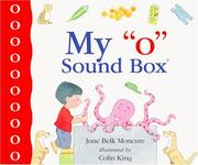 "Cover of: My ""o"" sound box: Sound Box Library Series"