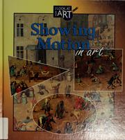Cover of: Showing motion in art