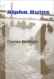 Cover of: Alpha ruins