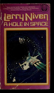 Cover of: A Hole in Space