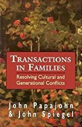 Cover of: Transactions in families