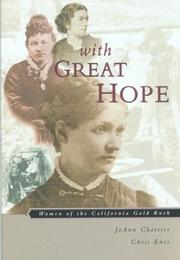 Cover of: With great hope