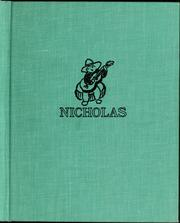 Cover of: Nicholas