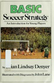 Cover of: Basic soccer strategy
