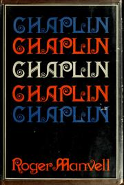 Cover of: Chaplin