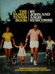 Cover of: The family tennis book