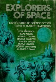 Cover of: Explorers of Space: eight stories of science fiction