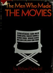 Cover of: The Men who made the movies