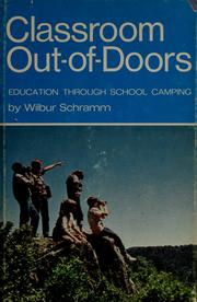 Cover of: Classroom out-of-doors