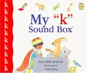 "Cover of: My ""k"" sound box"