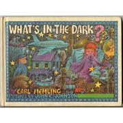 Cover of: What's in the dark?