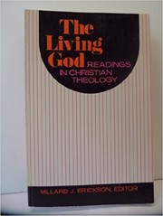 Cover of: The living God
