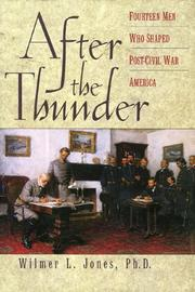 Cover of: After the thunder
