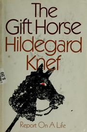 Cover of: The gift horse