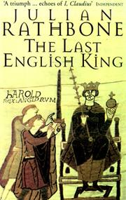Cover of: The last English king