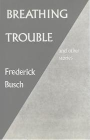Cover of: Breathing trouble, and other stories.