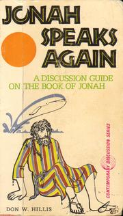 Cover of: Jonah speaks again