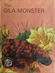 Cover of: The Gila monster